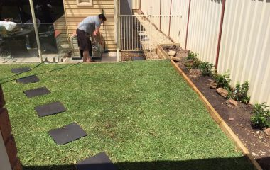 Land Scaping & Grass Laying Services