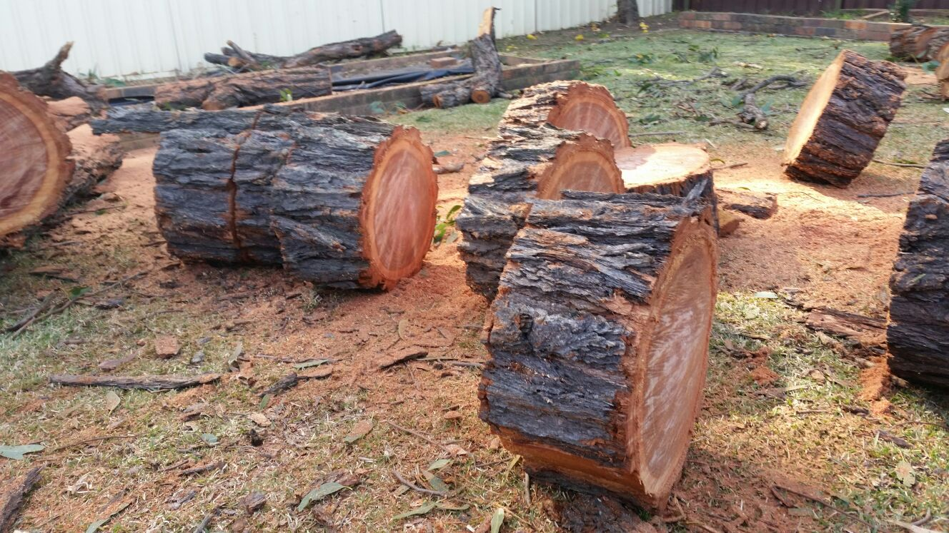 Tree Cutting into Pieces