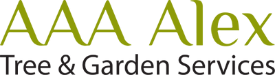 Alex Tree and Garden Service Logo